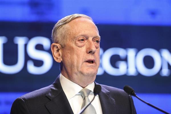 「現状を変更する一方的な措置に反対」 マティス米国防長官が台湾問題で中国牽制 - 産経ニュース