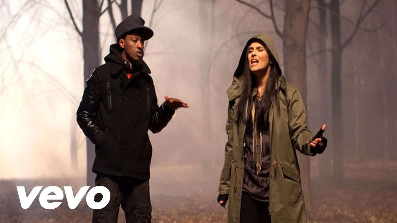 K'NAAN - Is Anybody Out There? ft. Nelly Furtado - YouTube