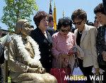 """米国の慰安婦像が""""日本人差別""""招く 撤去求める提訴に、現地メディアは冷ややかな反応   NewSphere"""