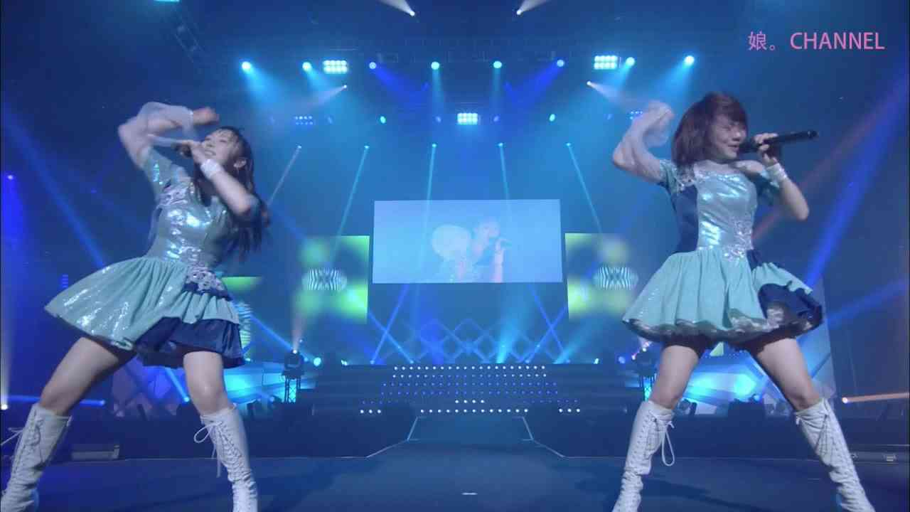 Morning Musume。'15 - Resonant Blue - YouTube