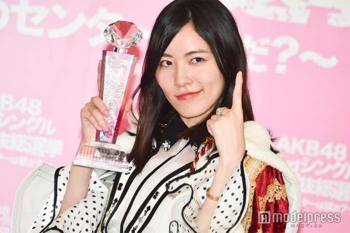 AKB48世界選抜総選挙1位のSKE48松井珠理奈、コンサートで号泣の理由は?次回の総選挙出馬は?<囲み取材全文> - モデルプレス