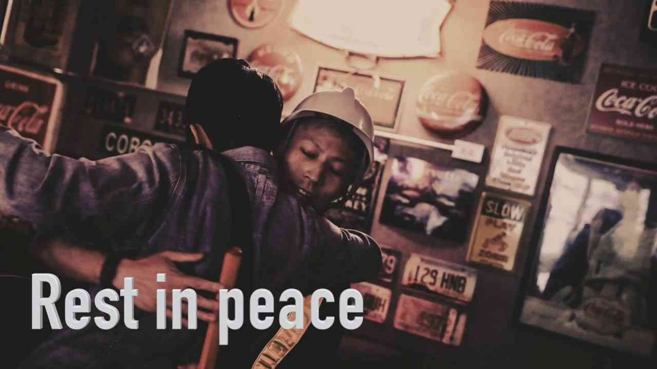 「Rest in peace」- 根のシン - YouTube