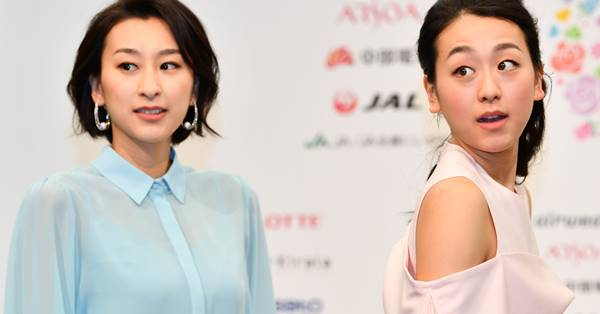 浅田真央「舞は奔放すぎる!」姉妹同居で漏らした姉への苦言   女性自身