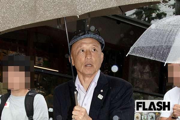 パワハラ騒動の栄和人氏がキャバ嬢と焼き肉「同伴」謝罪会見の夜 - ライブドアニュース