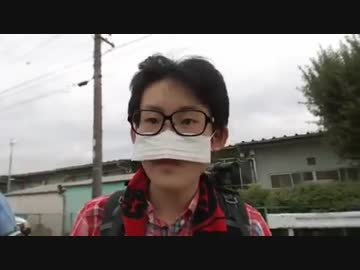 aiueo700に凸するも警察に阻止されるドローン少年2/4 - ニコニコ動画