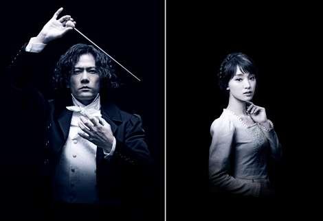 稲垣吾郎の舞台『No.9−不滅の旋律−』が再演 新ヒロインに剛力彩芽「頑張りたい」 | ORICON NEWS
