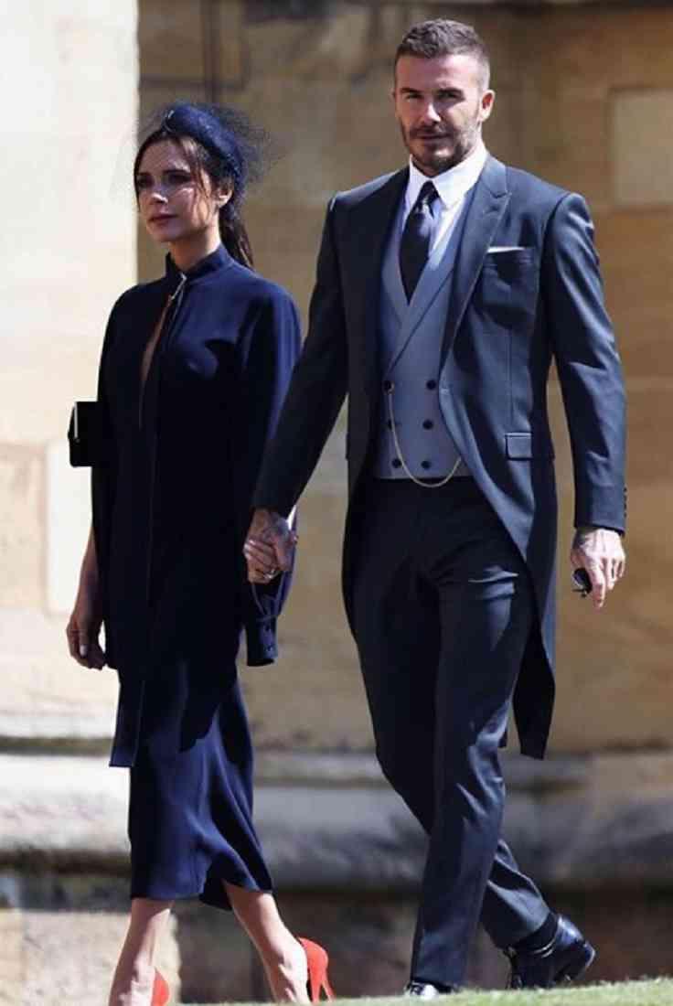 デヴィッド・ベッカム夫妻、離婚の噂を否定