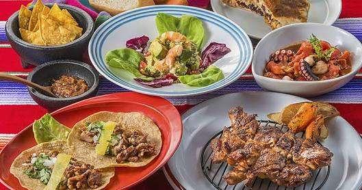 メキシコ料理を語ろう