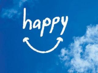 幸せ体質の人
