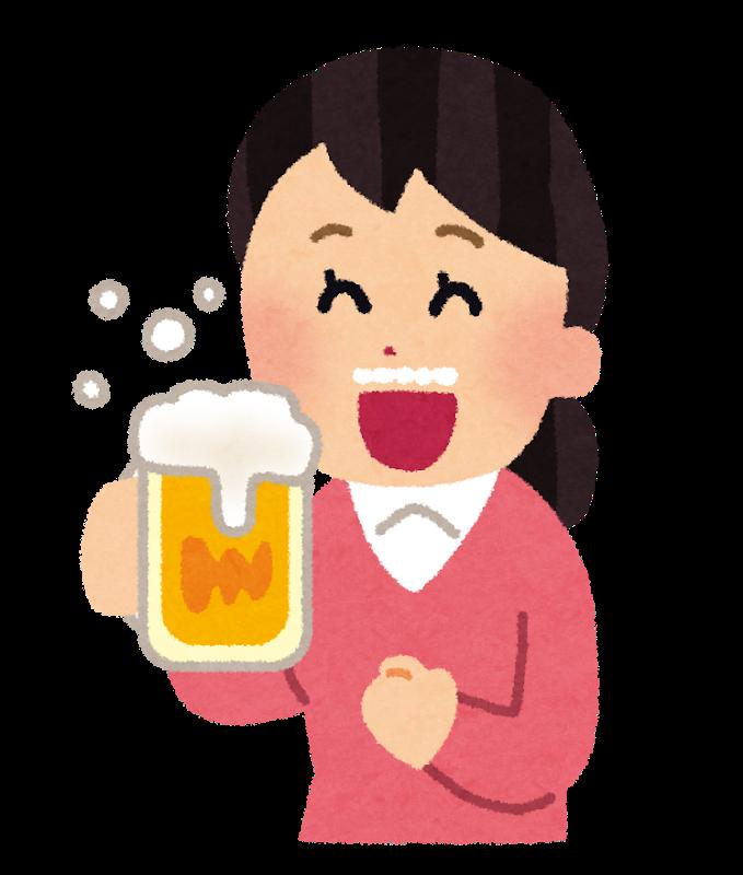 お酒好きをアピールするのはウザいですか?