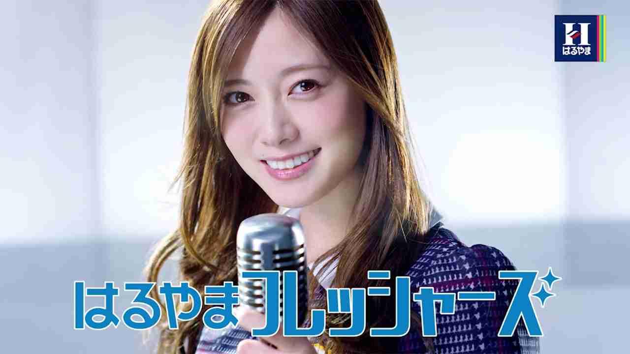 乃木坂46白石麻衣:2018年上半期CM女王に 昨年トップの広瀬すずを抑え
