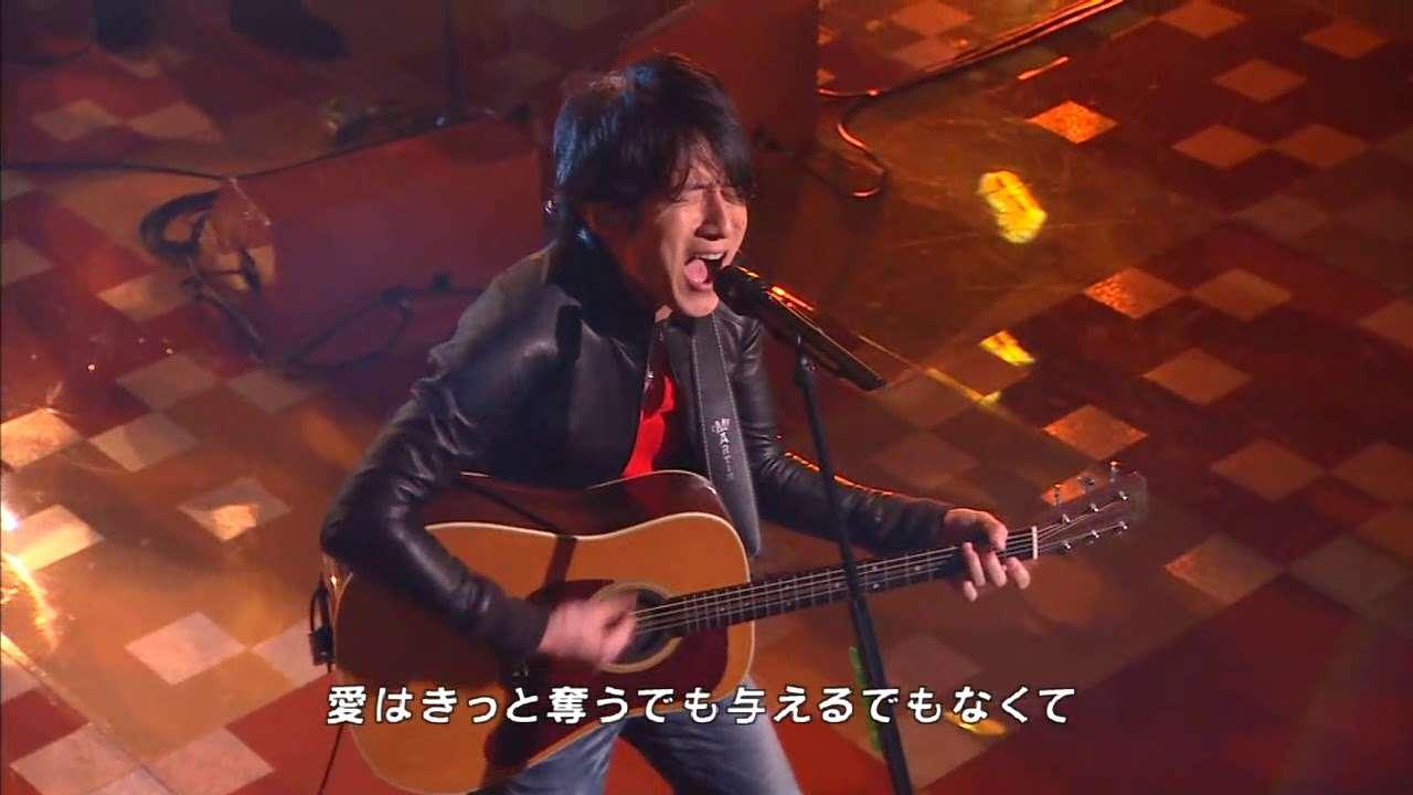 Mr.Children 名もなき詩 2007ver. - YouTube