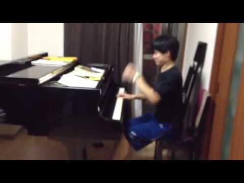 ラジオ体操を本気で弾いてみた。 - YouTube