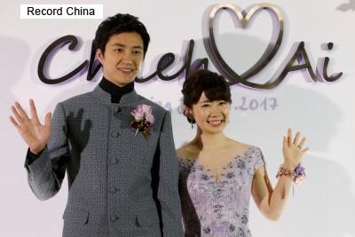 福原愛が夫と出演した番組に注目 中国ネット「ラブラブでうらやましい」 - ライブドアニュース