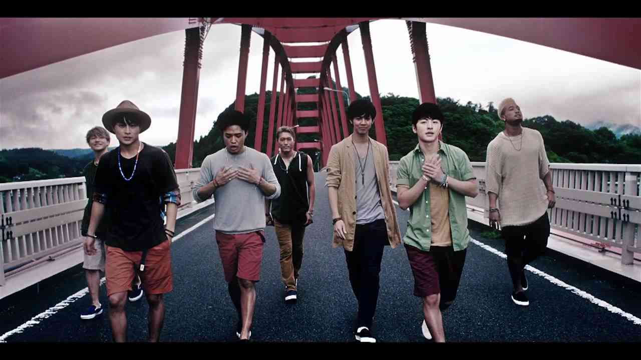 GENERATIONS from EXILE TRIBE / 「Always with you」Music Video ~歌詞有り~ - YouTube
