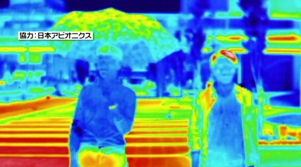"""""""日傘男子""""が増加、熱中症予防や薄毛対策に有効"""