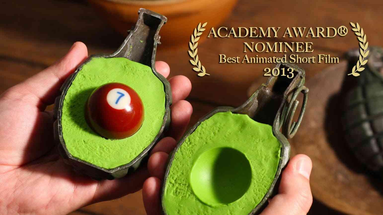 Fresh Guacamole by PES | Oscar Nominated Short - YouTube