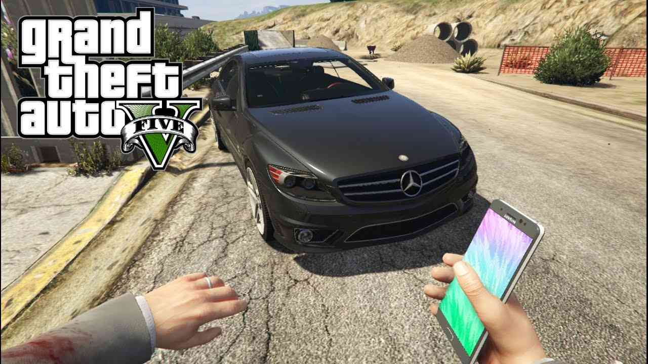 GTA 5 MOD - Samsung Galaxy Note 7 (Bomb) - YouTube