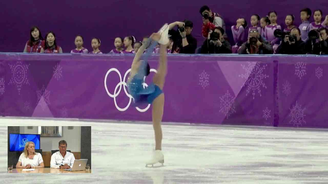 Grades of Execution +5 to -5 Single Skating - YouTube