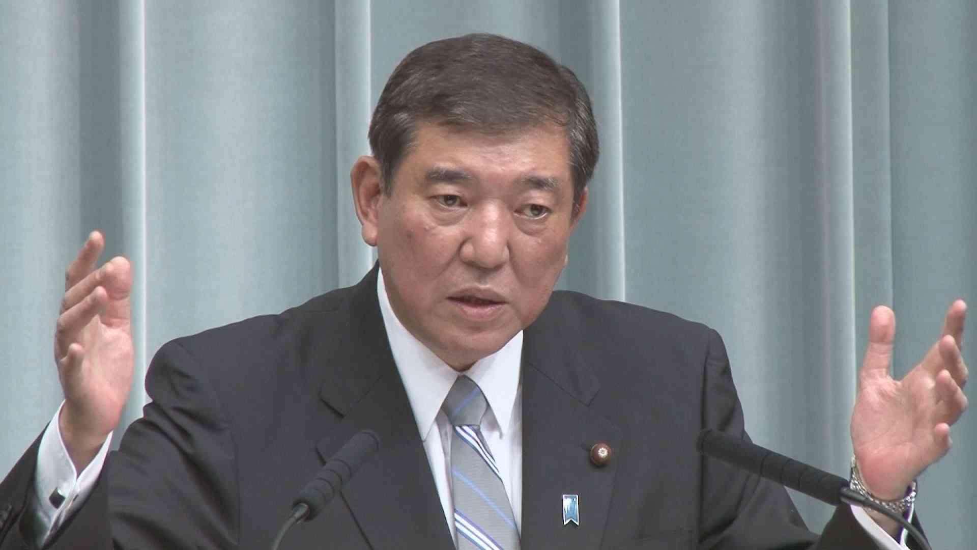 石破茂氏「移民政策、進めるべきだ」と明言 「日本人と同一労働同一賃金」も求める