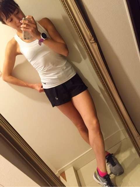 筋トレが必要ないというひとたちへ | 鈴木莉紗オフィシャルブログ「一走入魂」