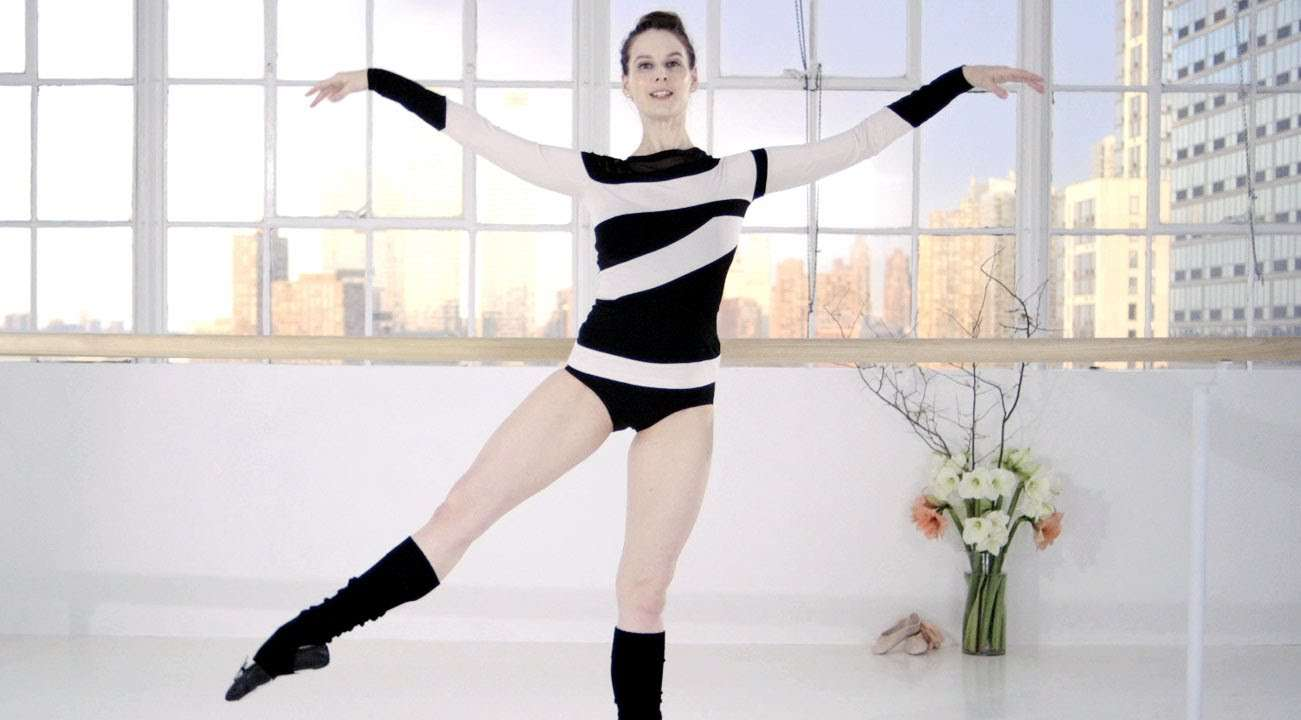 Ballet Beautiful with Mary Helen Bowers - Shape up from head to toe - YouTube