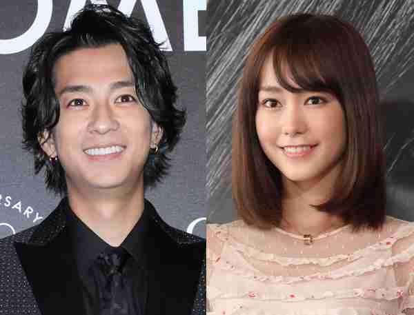 桐谷美玲&三浦翔平が結婚へ 26日にも入籍を正式に発表