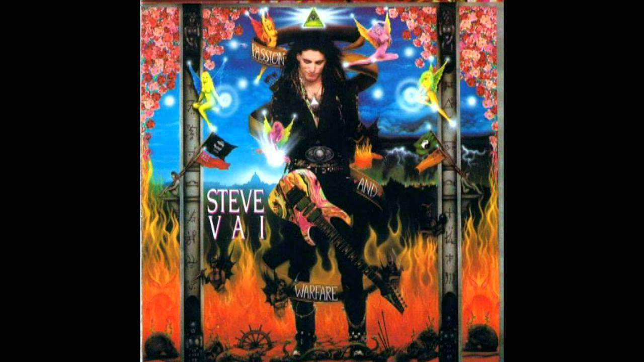 Steve Vai - I Would Love To - YouTube