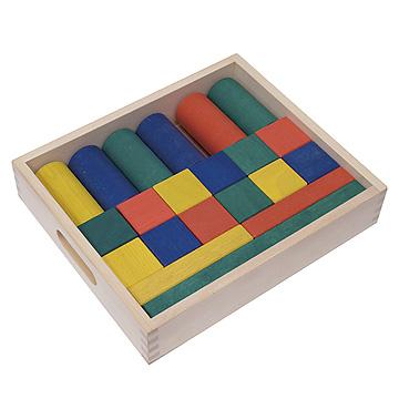 M積木(小)/ ムンツ積み木(小):おもちゃ:百町森