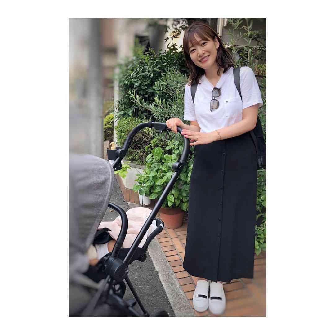 第1子出産の吉田明世アナ ベビーカーでの電車利用の苦労を実感