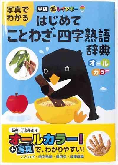 「青菜に塩」をやってみた!ことわざや四字熟語を写真で再現した辞典が便利そう