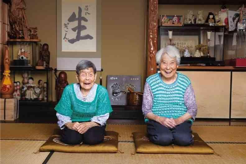 懐かしい! ご長寿双子「きんさん・ぎんさん」のぎんさんの娘も100歳でダスキン広告に登場 : J-CASTトレンド