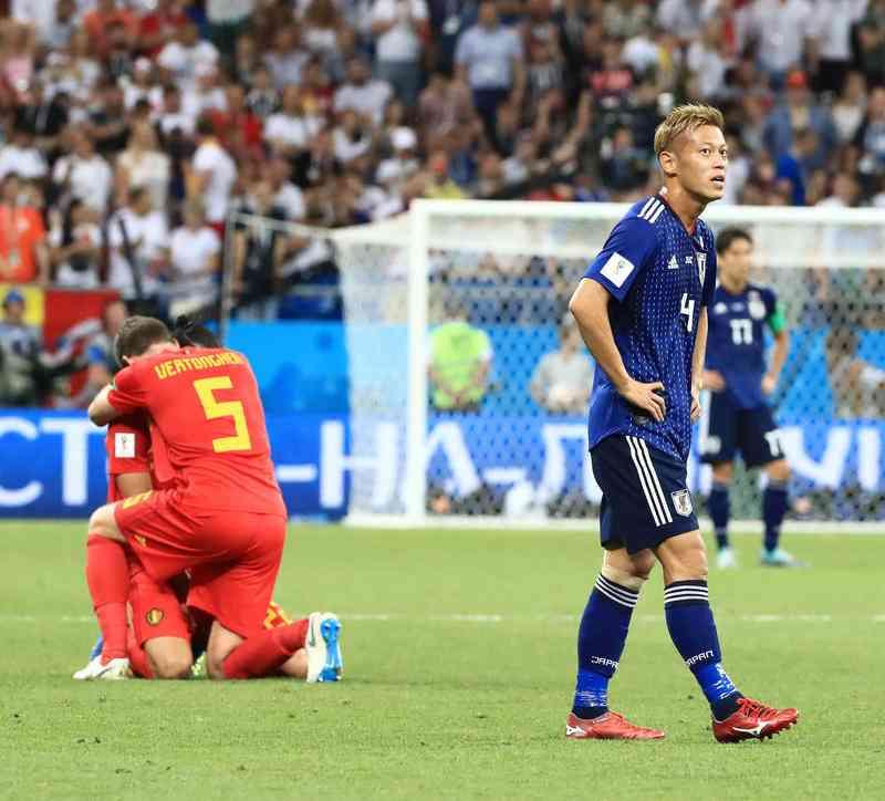 本田圭佑が代表生活に区切り - 日本代表 : 日刊スポーツ