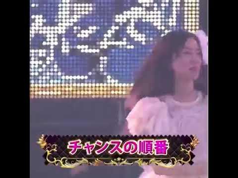 【放送事故】SKE松井珠理奈 NGT荻野由佳のイヤモニを外す。ソロで泣きすぎて歌えなくなる。 - YouTube