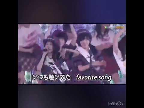 松井珠理奈の歌い方の気持ち悪さに周りのメンバーが絶句してる動画。 - YouTube