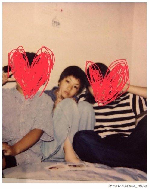 中島美嘉、中学時代の写真披露「美少女すぎる」「めちゃくちゃショートヘア」と注目集まる - モデルプレス