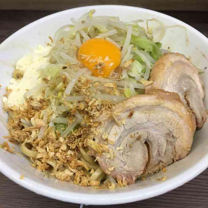 ラーメン二郎が好きな人集合~!【ニンニク入れますか?】
