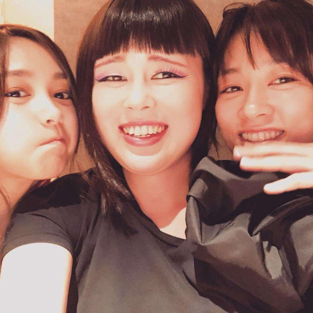 桐谷美玲&ブルゾンちえみ&水川あさみ、
