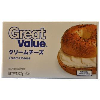 西友直輸入 グレートバリュー クリームチーズ 227g - SEIYUドットコム【ネットスーパー】