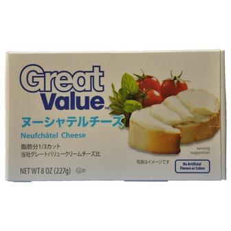 西友直輸入 グレートバリュー ヌーシャテルチーズ 227g - SEIYUドットコム【ネットスーパー】