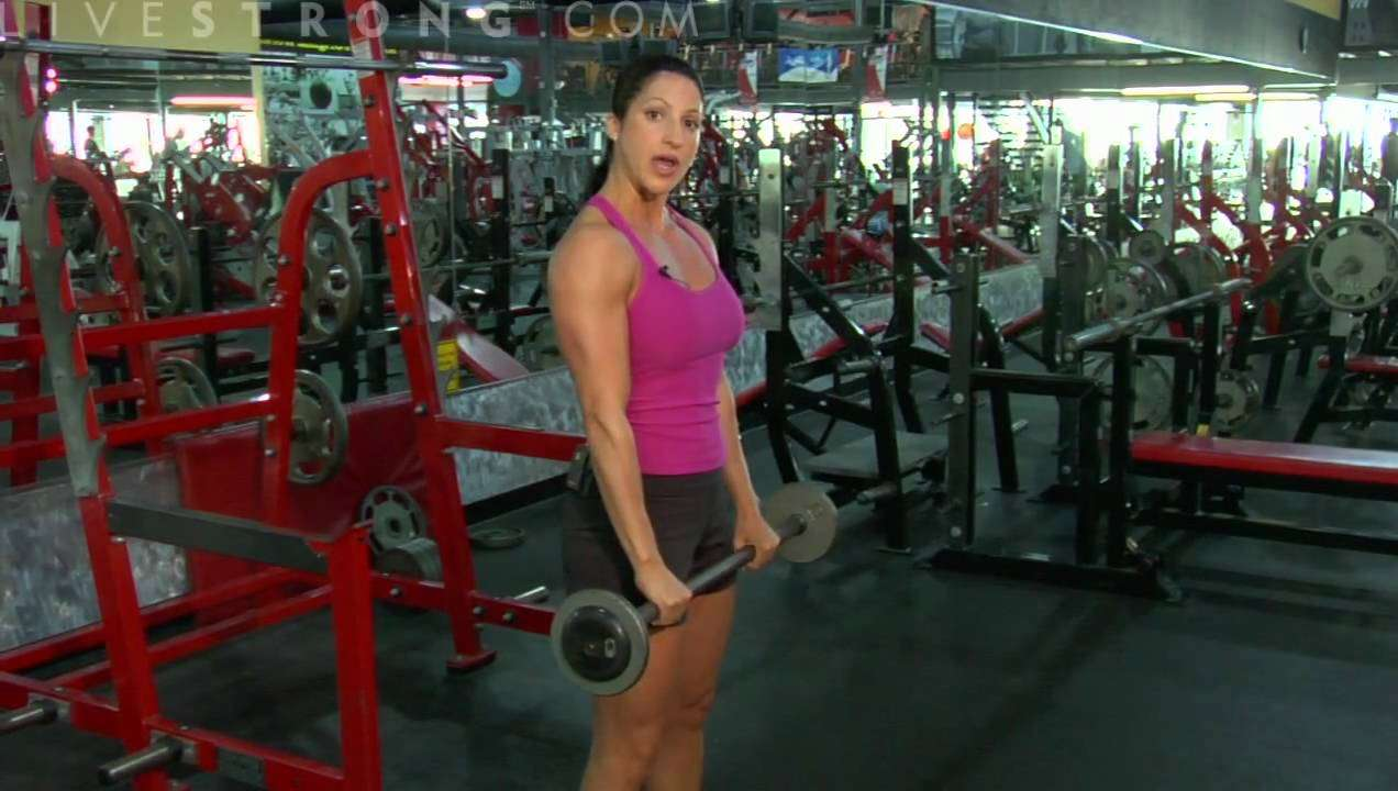 How to Do Reverse Curls - YouTube