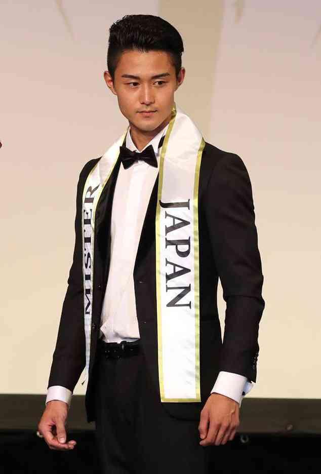 ミスター・ジャパン:日本代表に大学生・滝村剛さん 「目標は世界一」 - MANTANWEB(まんたんウェブ)