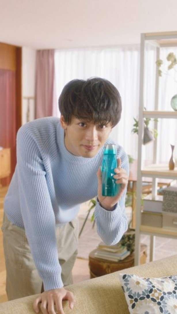 竹内涼真演じる先生がささやきかけてくれる胸キュン動画が公開!