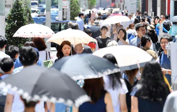 関東最速梅雨明けで過去最悪級「大猛暑」予兆 気象予報士・森田正光氏「今後は水不足になる恐れ」 (1/2ページ) - zakzak