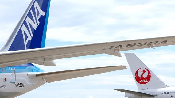 JALとANA、「台湾表記」問題で見せた強い意地 - (1/2)|ニフティニュース