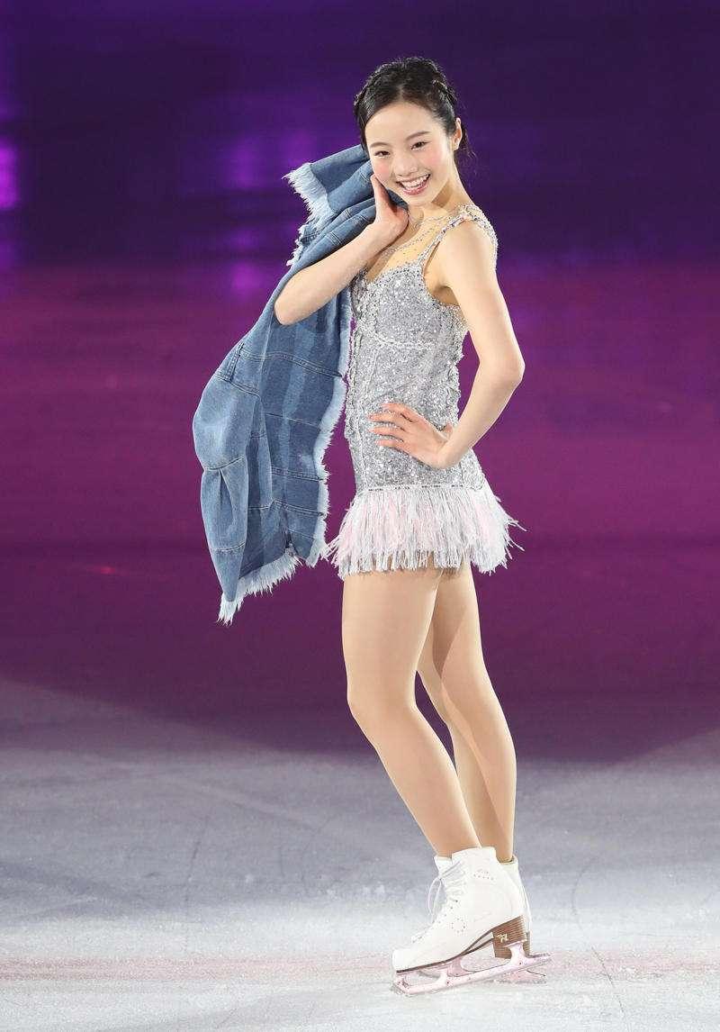 本田真凜がJAL所属初のフィギュアスケーターに - フィギュア : 日刊スポーツ