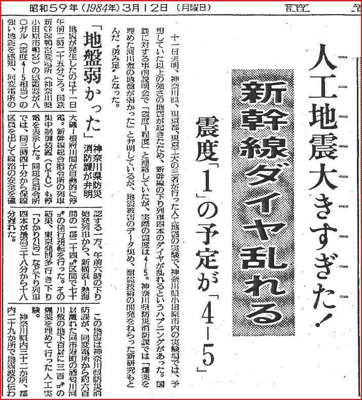 【地震】千葉県で震度5弱