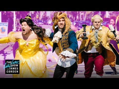 Crosswalk the Musical: Beauty and the Beast - YouTube
