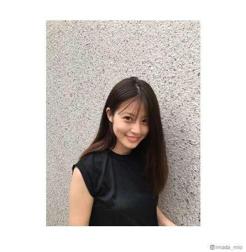 """今田美桜""""前髪あり""""ニューヘア披露に反響「国宝級美女」「天使」の声 - モデルプレス"""