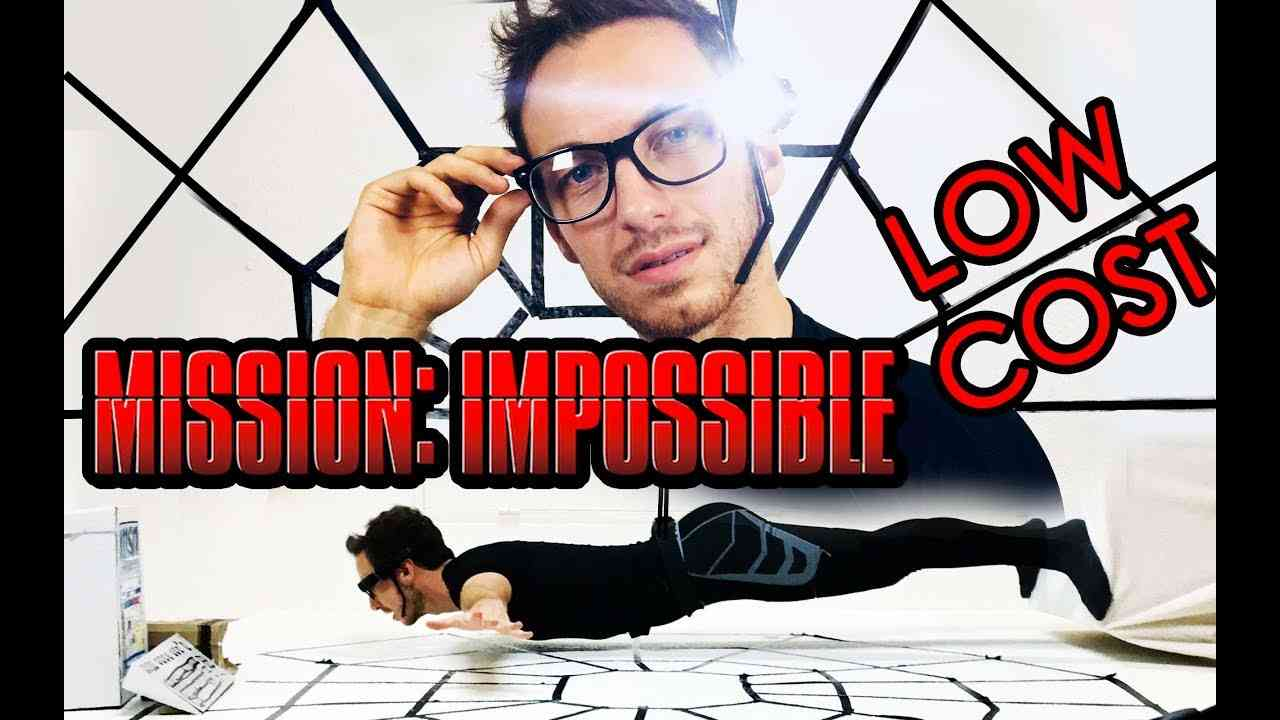 MISSION: IMPOSSIBLE Low Cost (Alex Ramirès) - YouTube